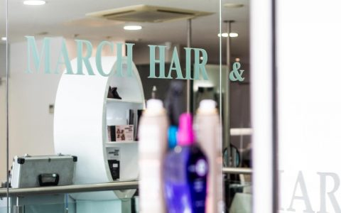 March Hair Plymouth City Centre Hyde Park Yelverton